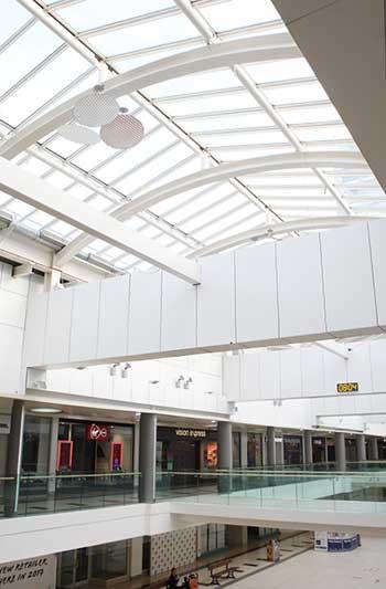 Building linings - Lift Lobby Linings