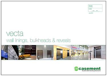 Vecta Wall Lining Brochure