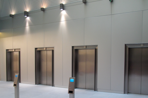 Lift Lobby Linings